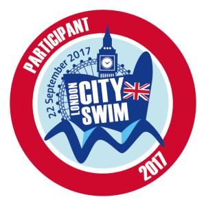 Robert Drysdale, London City Swim Participant 2017